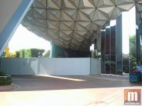Spaceship Earth is closed