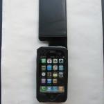 iPhone 3G inside the Flipp case