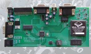 Retro Computer System runs BASIC